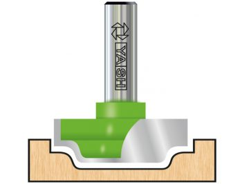 STEP WITH ROUND TOOL