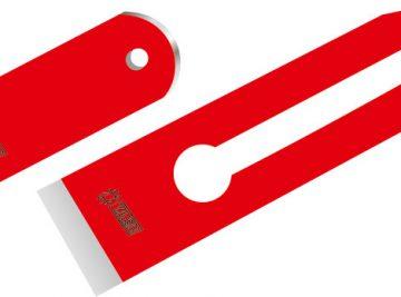 T.C.T HAND PLANER KNIFE